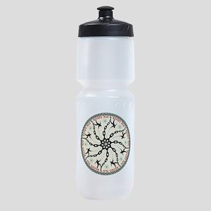 Disc Golfer Sports Bottle