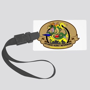 Advanced Referencing Logo Large Luggage Tag