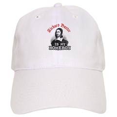 Richard Baxter Baseball Cap