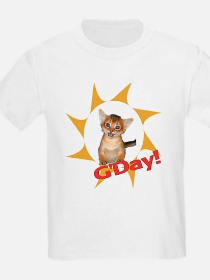 Cheery Aby kitten T-Shirt