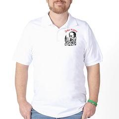 John Calvin: troublemaker Golf Shirt