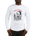 John Calvin: troublemaker Long Sleeve T-Shirt
