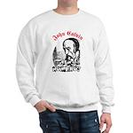 John Calvin: troublemaker Sweatshirt
