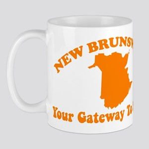 New Brunswick Mug