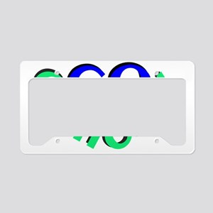 Go General Baby License Plate Holder