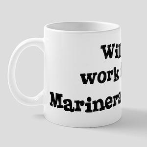 Will work for Marinera Sauce Mug