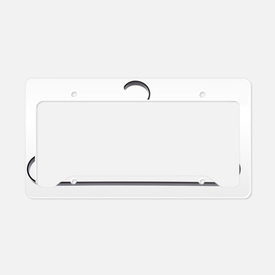 Stand with Texas Women License Plate Holder