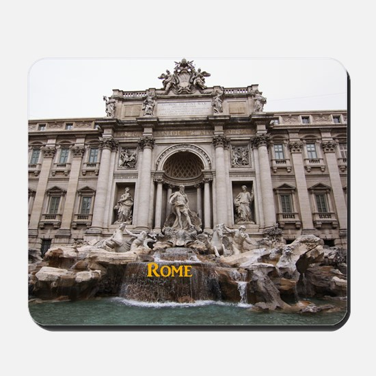Rome_17.44x11.56_LargeServingTray_TreviF Mousepad