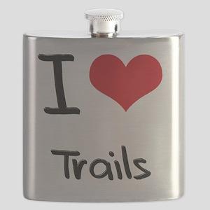 I love Trails Flask