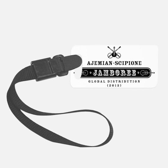 Ajemian Scipione Jamboree-POS Luggage Tag