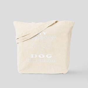 My Petit Basset Griffon Not Just A Dog Tote Bag