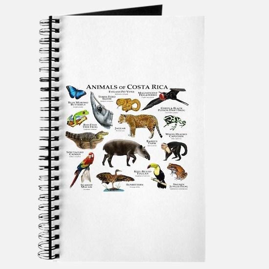 Costa Rica Animals Journal