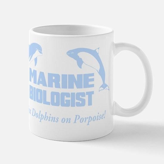 Marine Biologist Mug