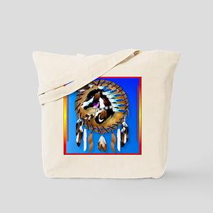 Spiritual Horse Tote Bag