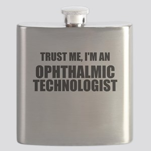 Trust Me, Im An Ophthalmic Technologist Flask