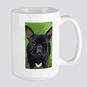 French Bully Large Mug
