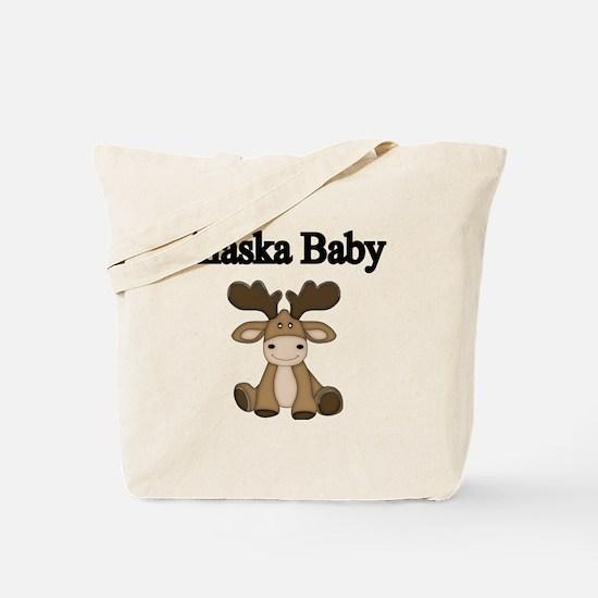 Alaska Baby Tote Bag
