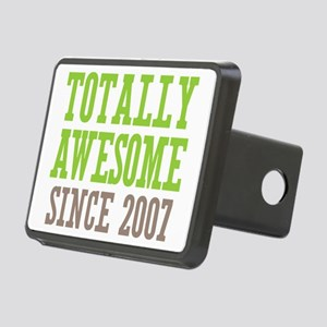 Totally Awesome Since 2007 Rectangular Hitch Cover