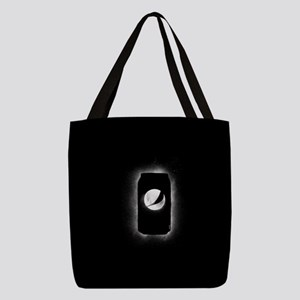 Pepsi Can outline Polyester Tote Bag