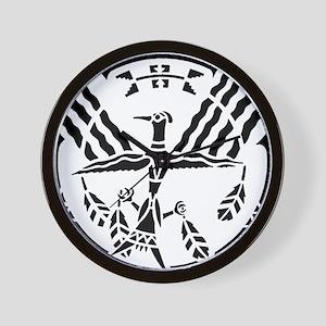 Sioux Mofits Wall Clock