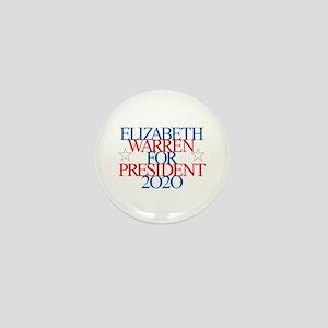 Elizabeth Warren for President 2020 Mini Button