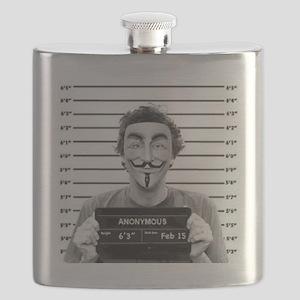 Anon Mugshot Flask