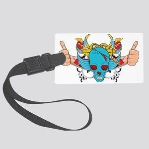 Two Thumbs Up Large Luggage Tag