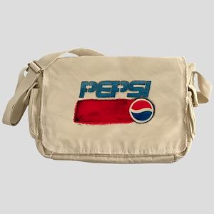 Pepsi Messenger Bag