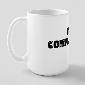 Its Complicated Large Mug