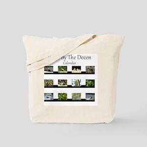 Birds By The Dozen Tote Bag