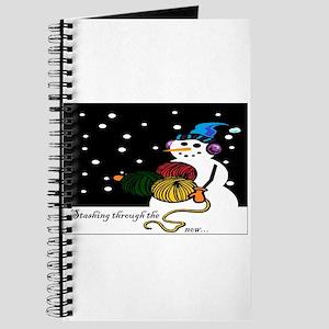 StashingThroughTheSnow Journal
