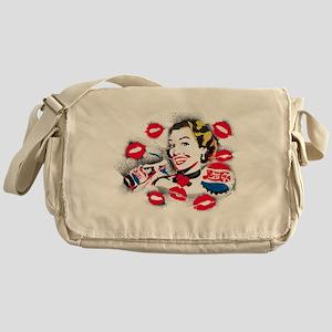 Pepsi Woman Messenger Bag