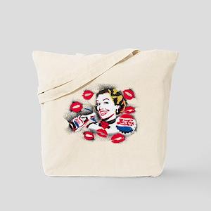 Pepsi Woman Tote Bag