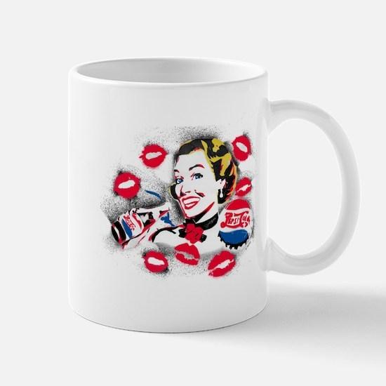 Pepsi Woman Mug