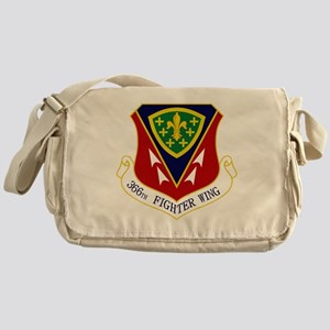 366th FW Messenger Bag