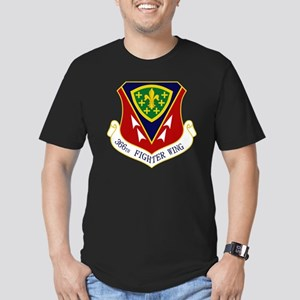 366th FW Men's Fitted T-Shirt (dark)