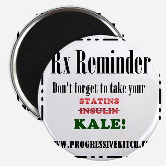 Rx Reminder Magnet