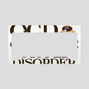 Lady Phoenix Creations License Plate Holder