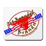 """Get Branded """"T.A.S."""" Mousepad"""