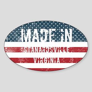 Made in Stanardsville, Virginia Sticker