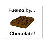 Fueled by Chocolate Small Poster