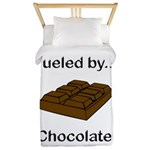 Fueled by Chocolate Twin Duvet