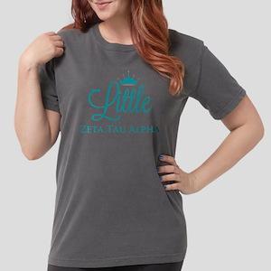 Zeta Tau Alpha Little Womens Comfort Colors Shirt