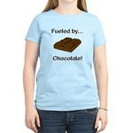 Fueled by Chocolate Women's Light T-Shirt