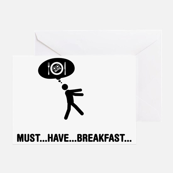 Breakfast-A Greeting Card