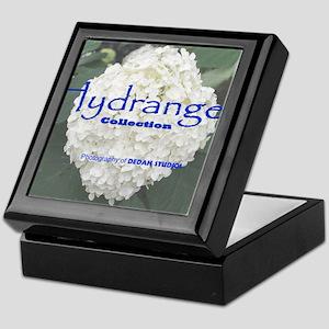 Cover - Hydrangea Keepsake Box