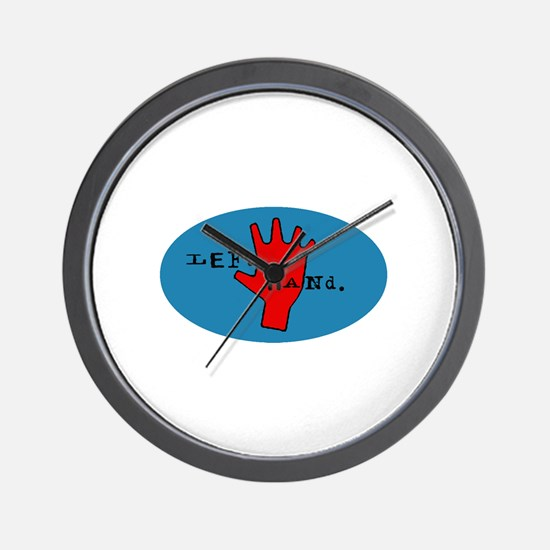 Left Hand Wall Clock
