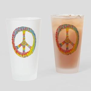 tiedye-peace-713-DKT Drinking Glass