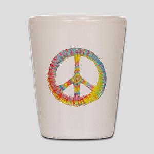 tiedye-peace-713-DKT Shot Glass