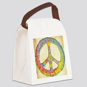 tiedye-peace-713-PLLO Canvas Lunch Bag